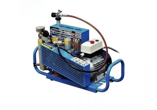 便携式空气填充泵